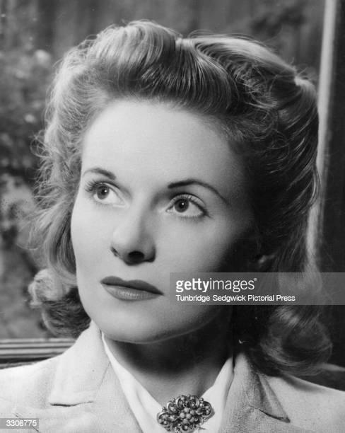 English actress Ann Todd
