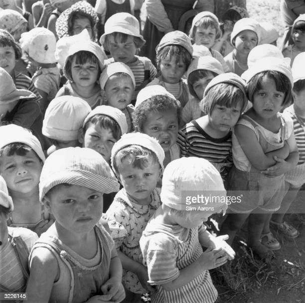 A group of children abandoned or orphaned during World War II The children are known as 'The Treasures Of Italy' and are cared for by nuns at a...