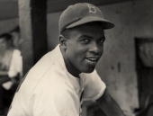 Circa 1945 a portrait of the brooklyn dodgers infielder jackie in picture id3203656?s=170x170
