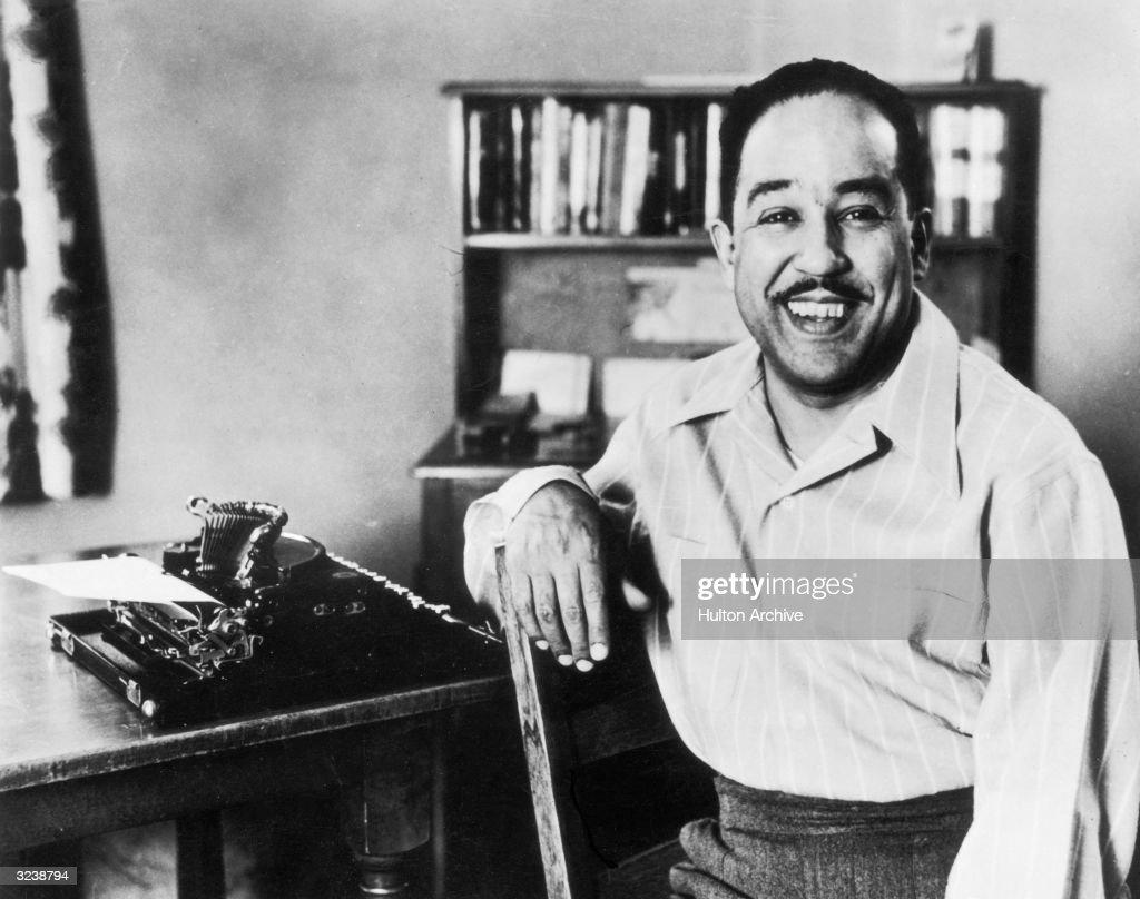 Langston Hughes : ニュース写真