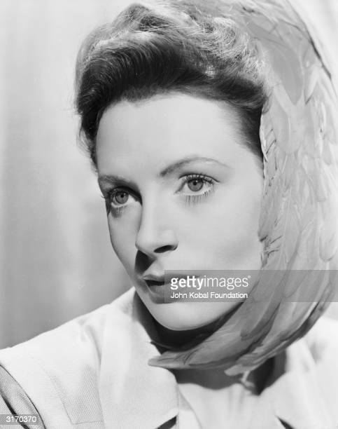 British actress Deborah Kerr She tended to play longsuffering prim and proper types in Hollywood films until 1953 when she broke her typecast mould...
