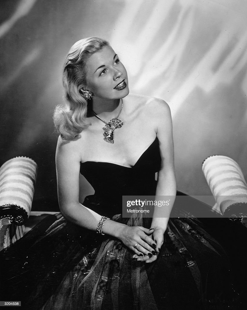 Doris Day : News Photo