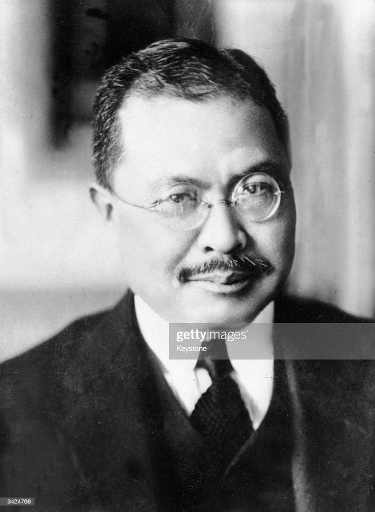 Kijuro Shidehara