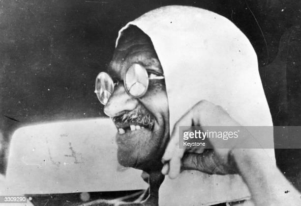 Mahatma Gandhi Indian nationalist leader