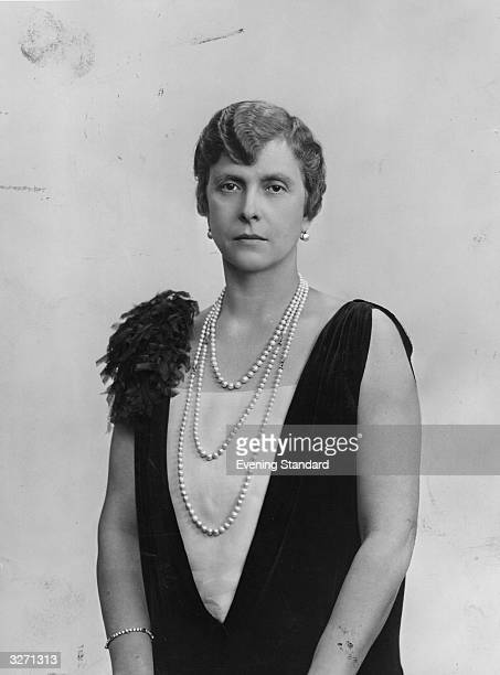 Princess Alice of Greece , mother of Prince Philip, the Duke of Edinburgh, and formerly Alice of Battenberg.