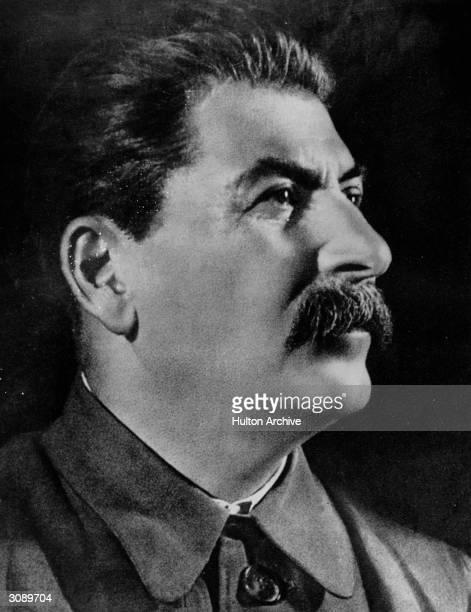 Russian leader Josef Stalin