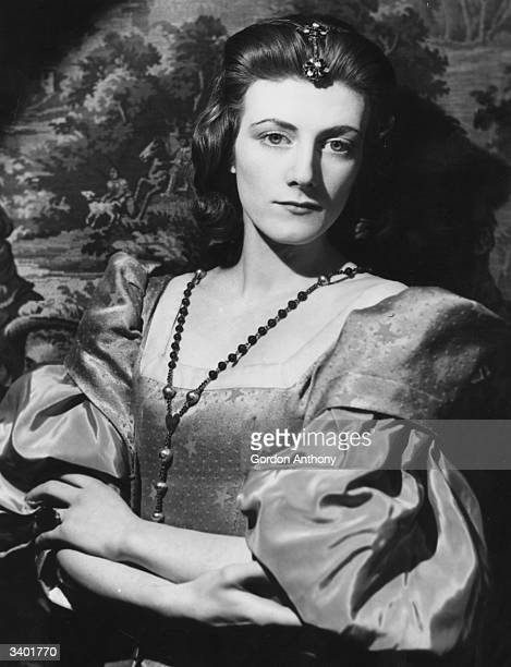 British actress and daughter of Winston Churchill Sarah Churchill