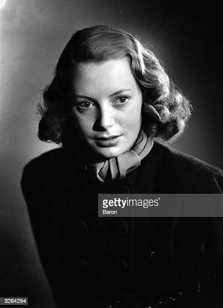 Actress Deborah Kerr, originally Deborah Jane Kerr-Trimmer . She moved to Hollywood in the middle to late 40's, and invariably played 'well bred'...