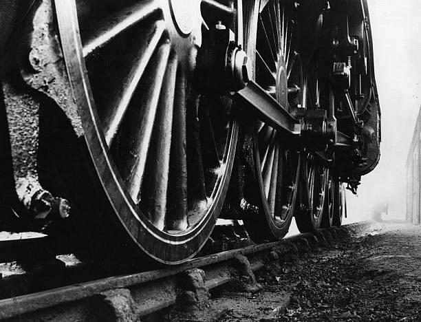 Engine Wheels Wall Art