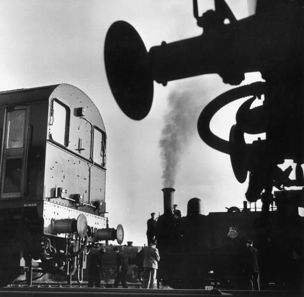 Shunting Trains
