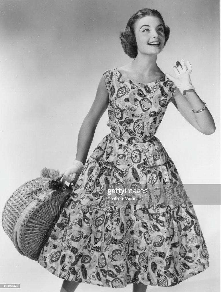 Summer Dress : News Photo