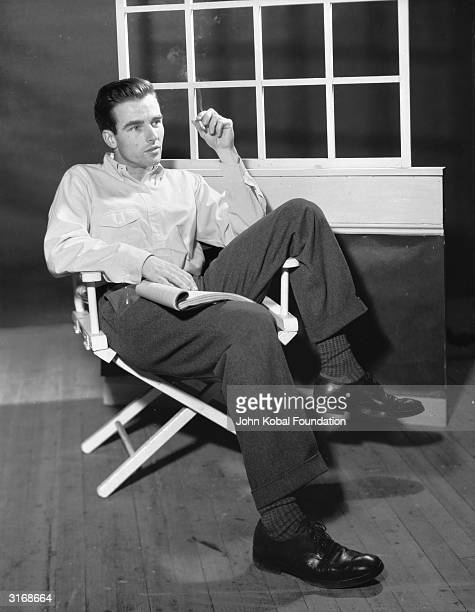 American actor Montgomery Clift He was nominated for four Academy Awards throughout his career but never won one