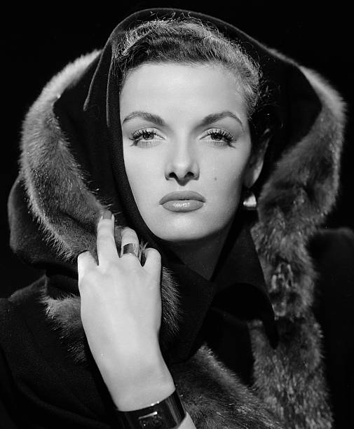 MN: 21st June 1921: Birth of Jane Russell