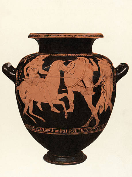 Greek Vase Pictures Getty Images