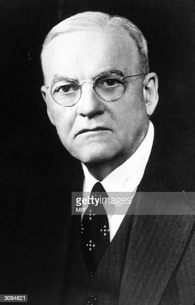 John Foster Dulles Secretary of State in the Eisenhower administration