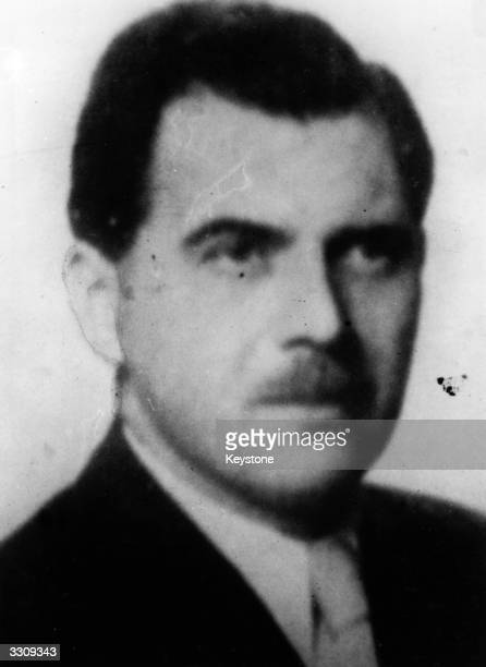 Joseph Mengele known as 'The Doctor of Auschwitz' and 'The Angel of Death' for his pseudoscientific experiments on inmates at Nazi death camps