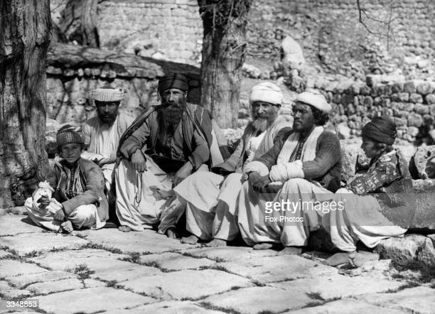 Natives of Kurdistan.