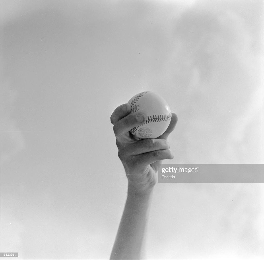 Curve Ball : News Photo