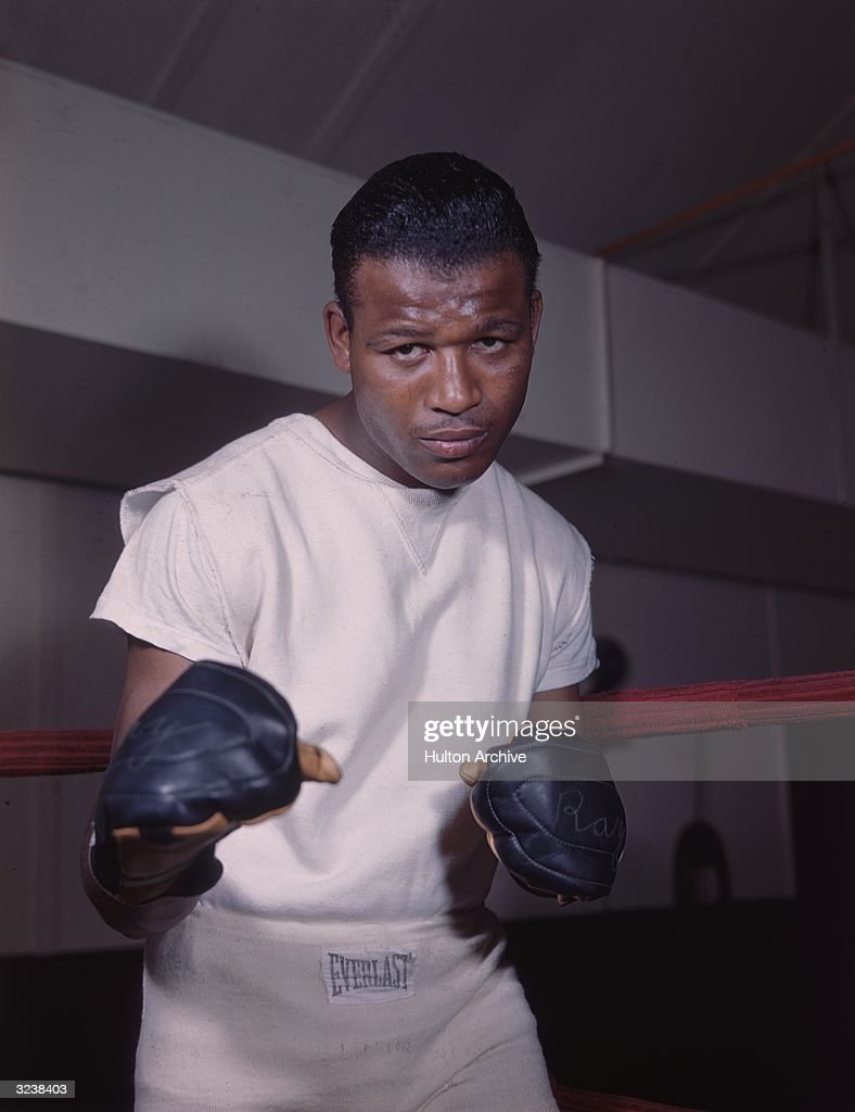 25 Mar  Boxer Sugar Ray Robinson Is Champion Five Years In A Row