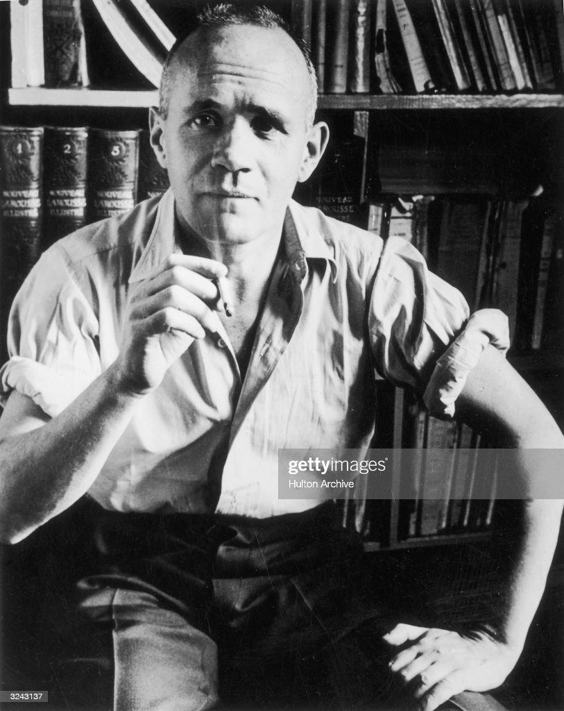 Jean Genet : ニュース写真