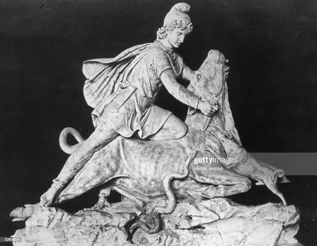 Mithras : News Photo