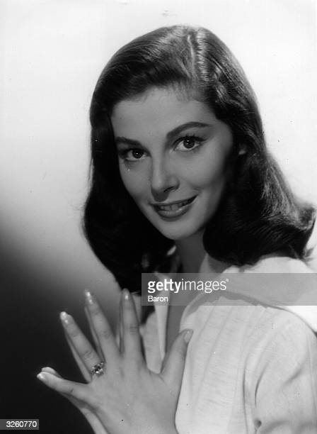Pier Angeli the Italian film starlet