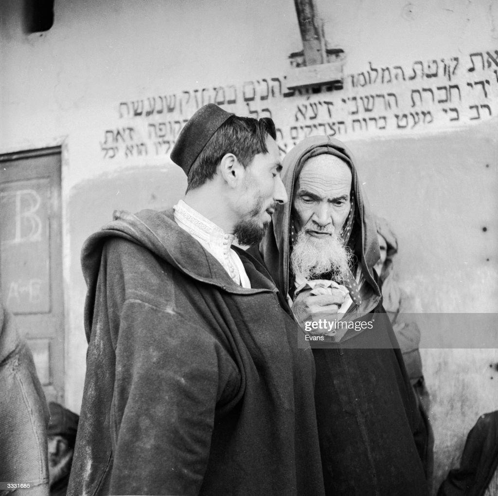 African Jews : News Photo