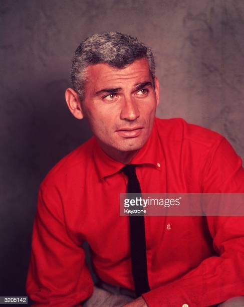 American actor Jeff Chandler who appeared in three films as Apache chief Cochise.