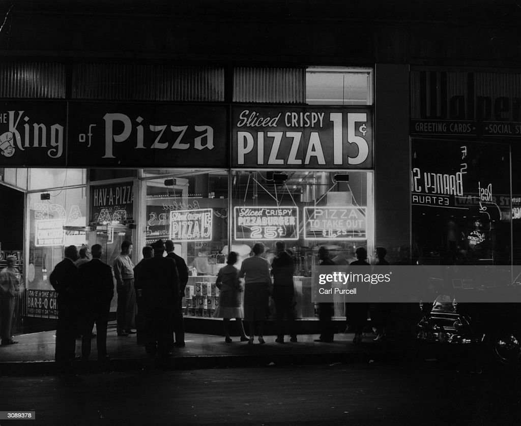 King Of Pizza : News Photo