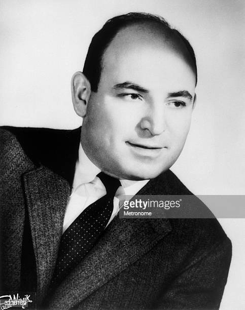 EXCLUSIVE Headshot of American musician and founder of the Newport Jazz Festival George Wein