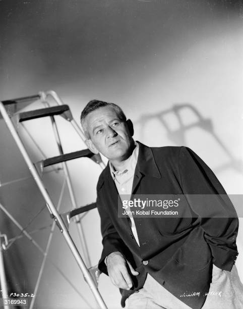 Hollywood director William Wyler who won three Best Director Oscars for 'Mrs Miniver' 'The Best Years of Our Lives' and 'BenHur'