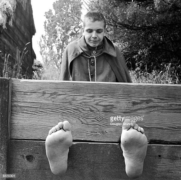 In Salem the Puritans punished any moral transgression with a spell in the stocks