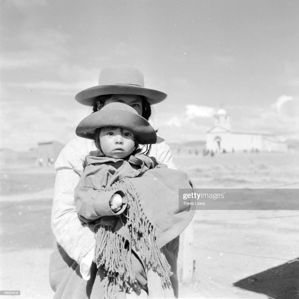 Argentine Child : News Photo