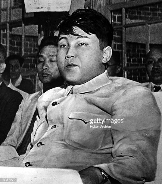 Kim Il Sung born Kim Song Ju Prime Minister of North Korea