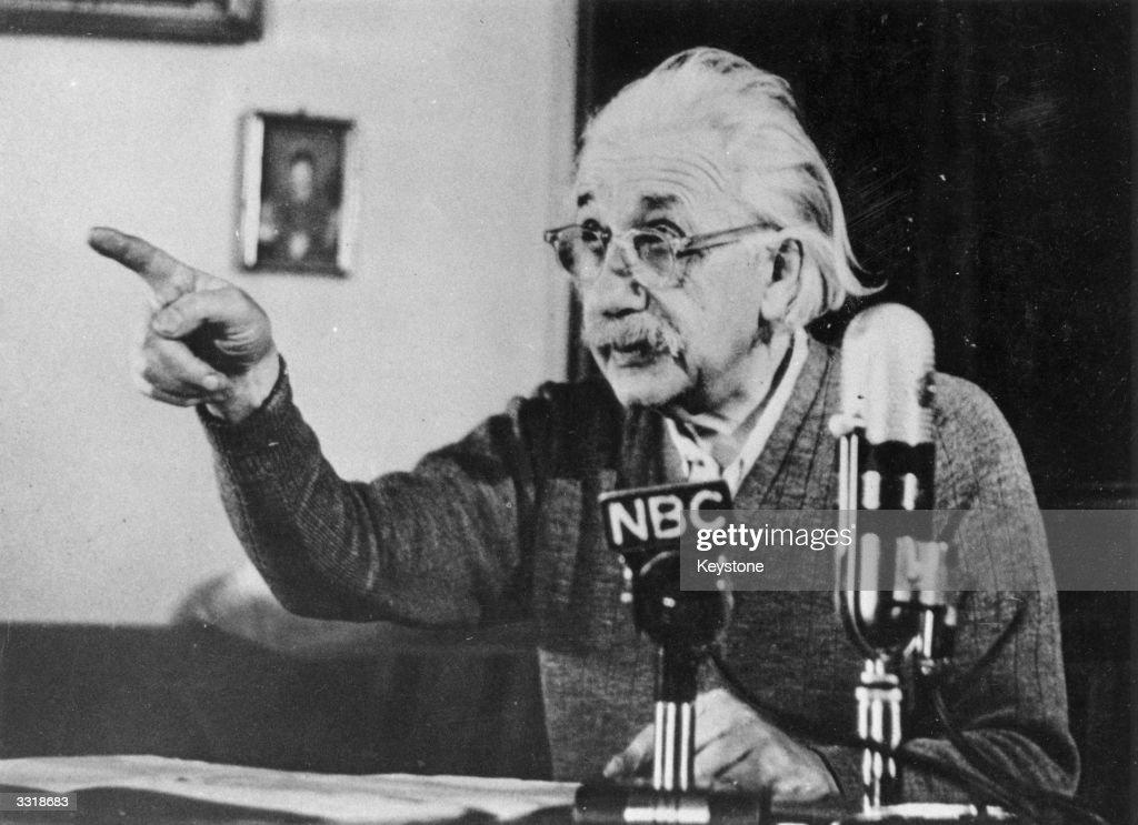 Einstein Lecture : News Photo