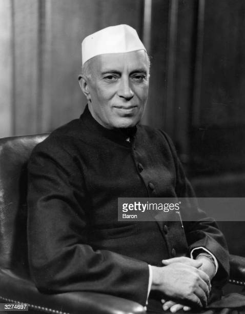 Pandit Jawaharlal Nehru the Prime Minister of India from 1947 after Independence