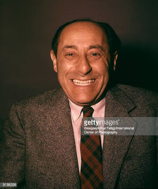 Photographer and photojournalist Alfred Eisenstadt Photo by Weegee/International Center of Photography/Getty Images
