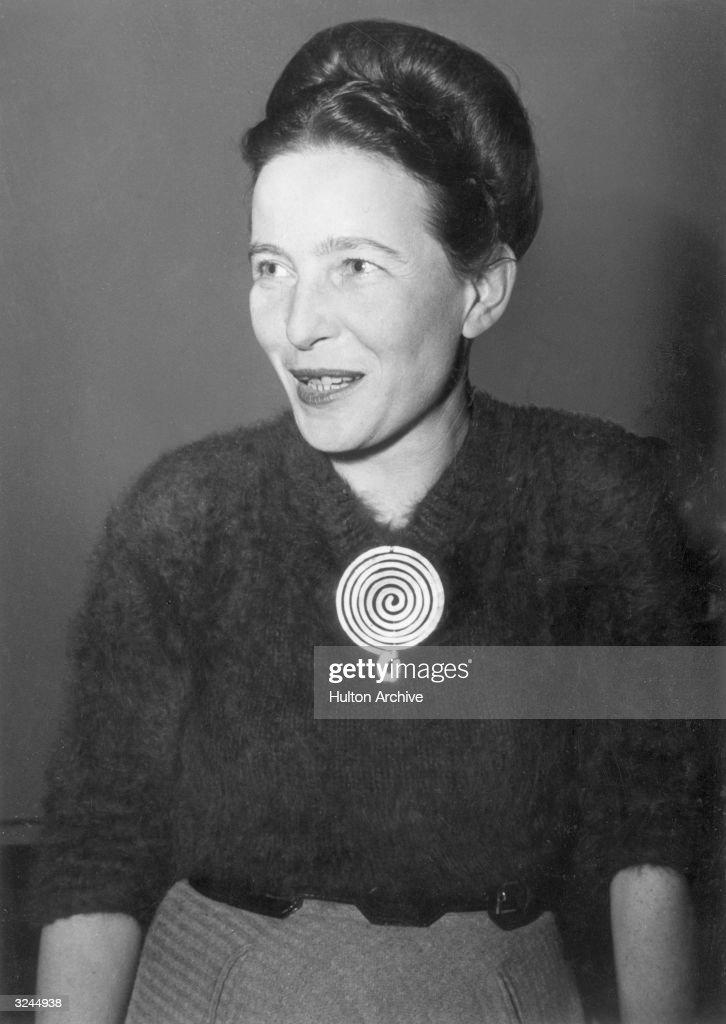 De Beauvoir : News Photo