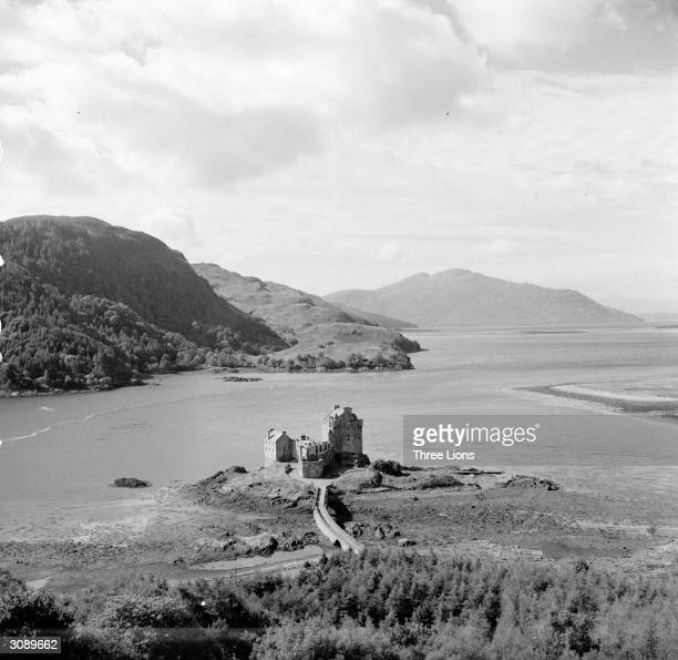 Ruins on the shores of Loch Ness where the fabled sea monster is said to appear from time to time References to a monster in Loch Ness date back to...