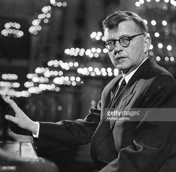 dmitri shostakovich and the soviet state essay Dmitry shostakovich's first visit to the united states was an appearance at the   he was serving as one of five delegates from the soviet union, and as a  [63]  however, a media analysis by sociologist henry singer later noted that the.