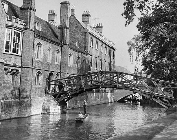 Cambridge Punts Wall Art
