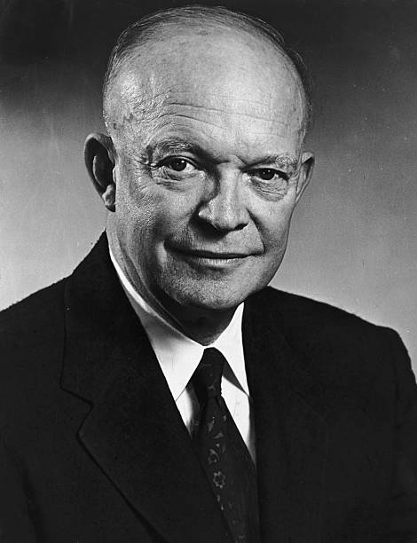 Dwight D Eisenhower Wall Art