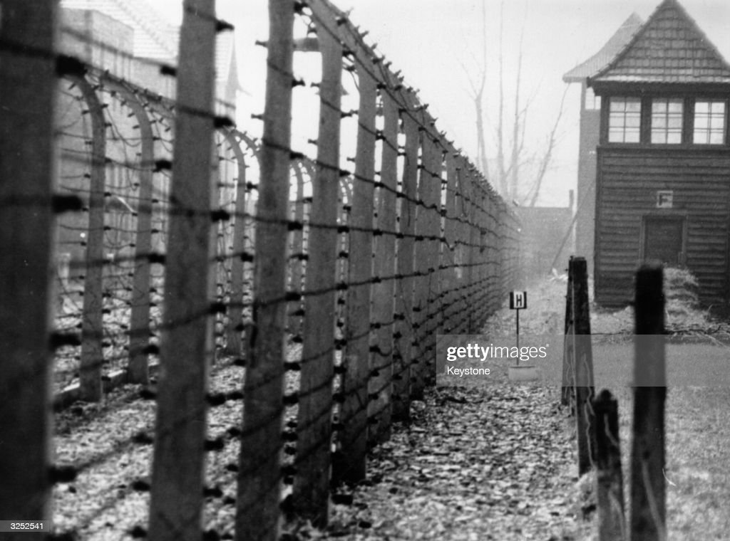 Auschwitz : Fotografía de noticias