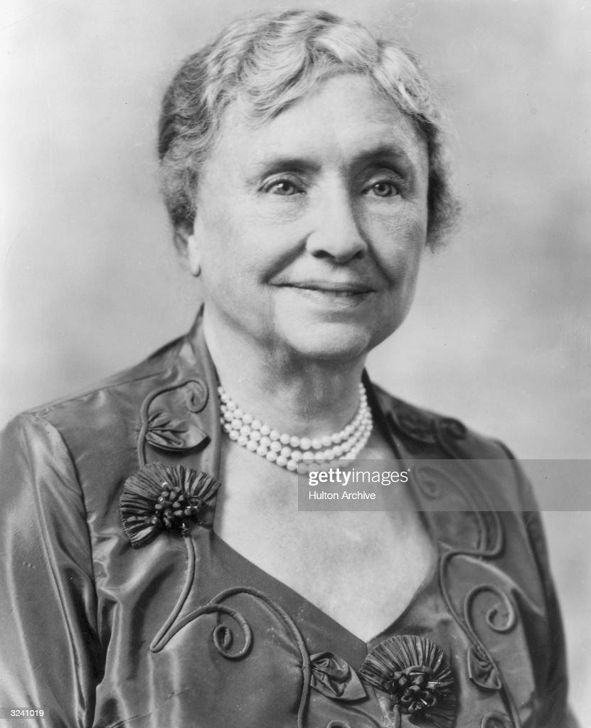 Helen Keller : Fotografía de noticias
