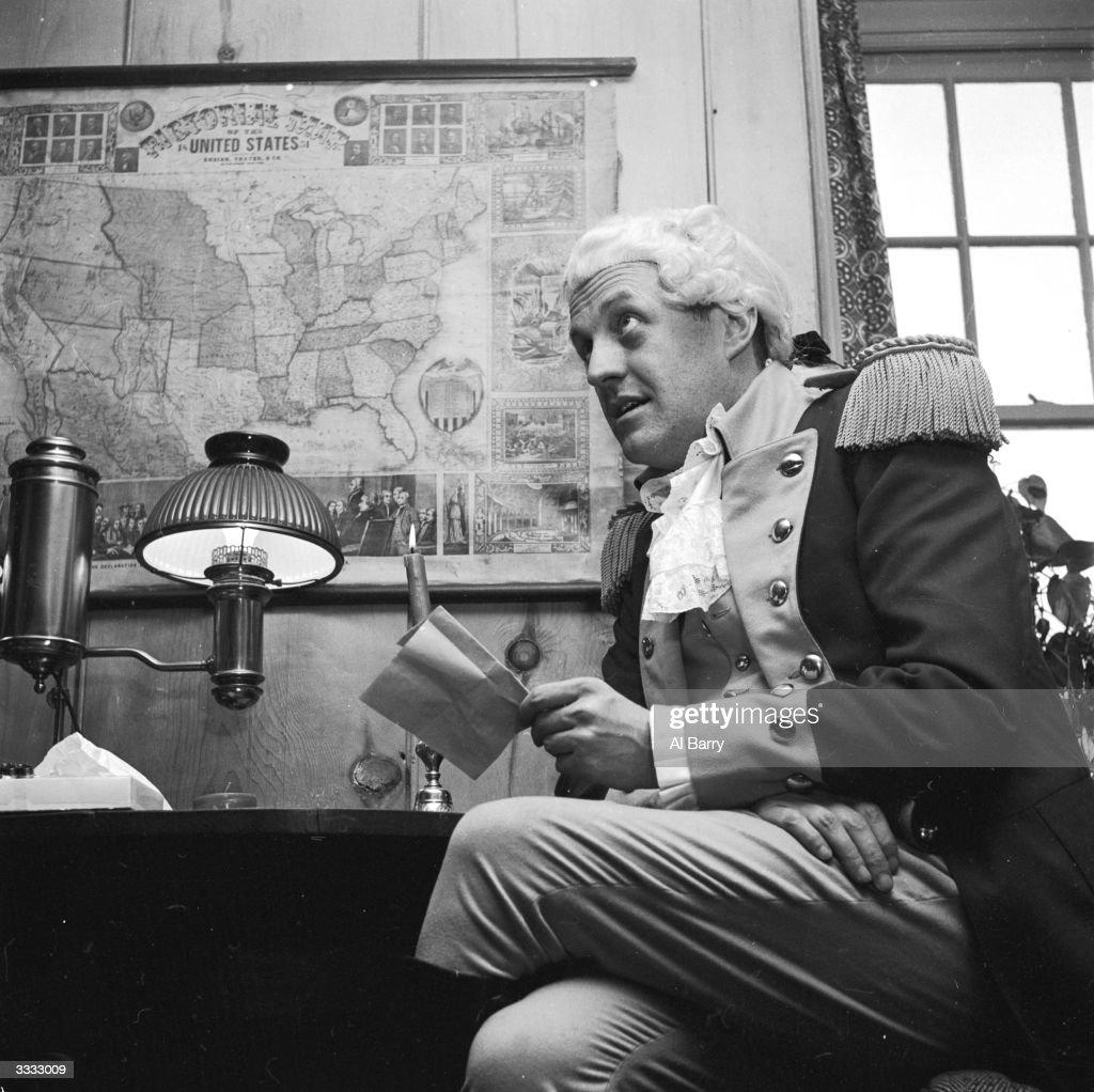 George Washington : News Photo