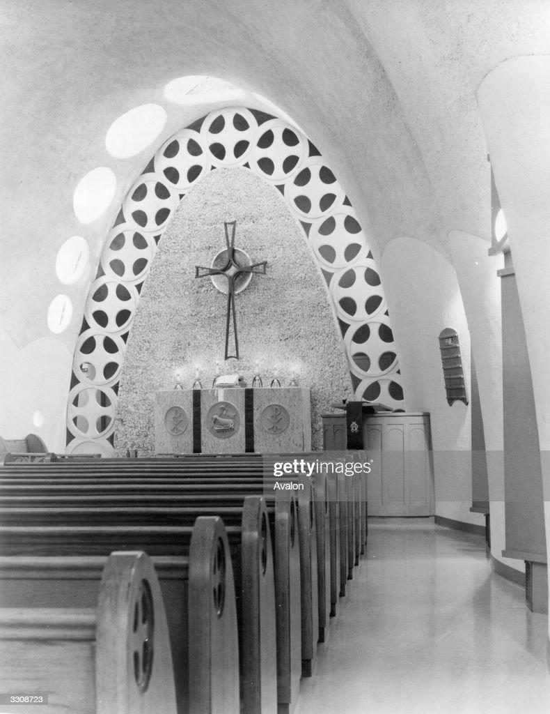 Lutheran Church : News Photo