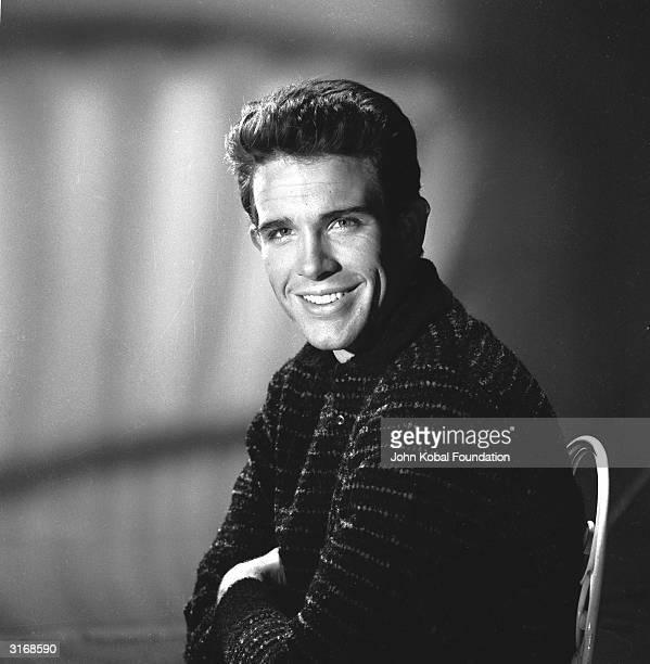 American film actor producer screenwriter and director Warren Beatty
