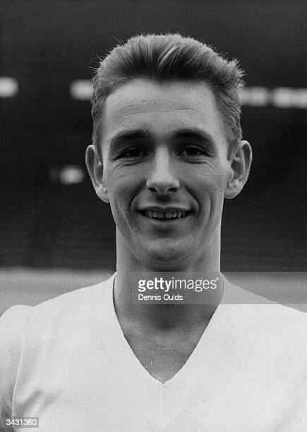 Brian Clough of Middlesbrough FC. Clough later went on to become manager of Nottingham Forest.