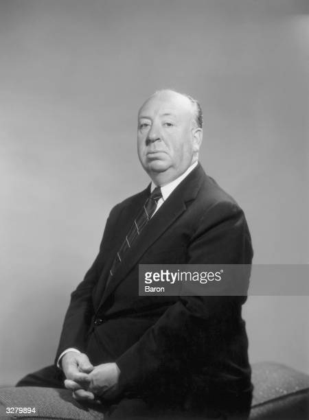 Alfred Hitchcock British film director