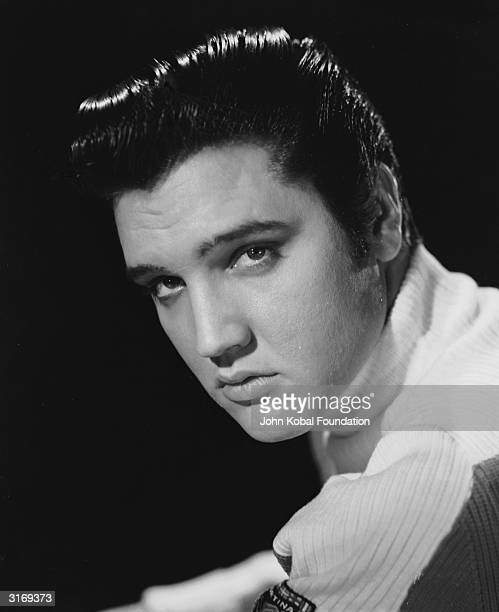 American music and cinematic icon Elvis Presley 'the King of Rock 'n' Roll'